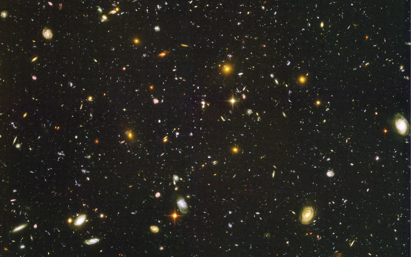best hubble deep field - photo #13